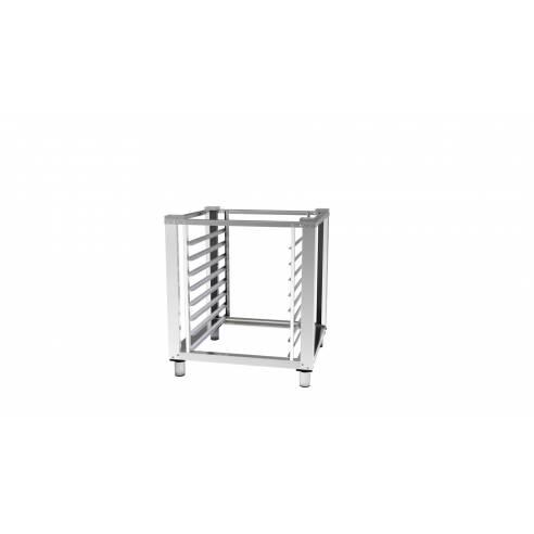 Soporte para horno de pan FM RXB 850 acero inoxidable con guías 8 bandejas