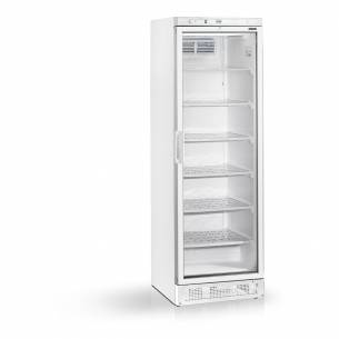 Armario expositor vertical congelados 1 puerta cristal UFFS 370 G/1P