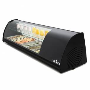 Vitrina de tapas refrigerada ARILEX VT Doble
