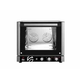 Horno panadería eléctrico RX-424 FM - 4 Bandejas de 480 x 340 mm
