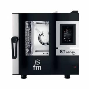 Horno Mixto Electrico Gastronomía FM ST COMPACT STC 411 V5 - 4 Bandejas GN 1/1-Z045710641