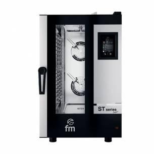 Horno Mixto Electrico Gastronomía FM ST COMPACT STC 1011 V5 - 10 Bandejas GN 1/1-Z045710469