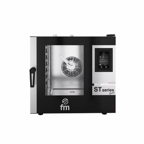 Horno Mixto Electrico Gastronomía FM ST GASTRO STG 71 V7 - 7 Bandejas GN 1/1