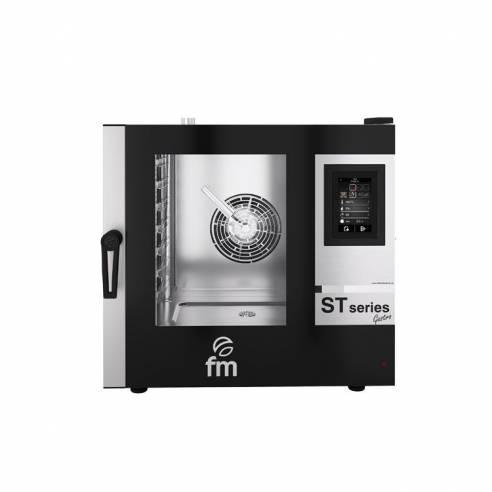 Horno Mixto Gas Gastronomía FM ST GASTRO STG 71 V7 GAS - 7 Bandejas GN 1/1-Z045710560