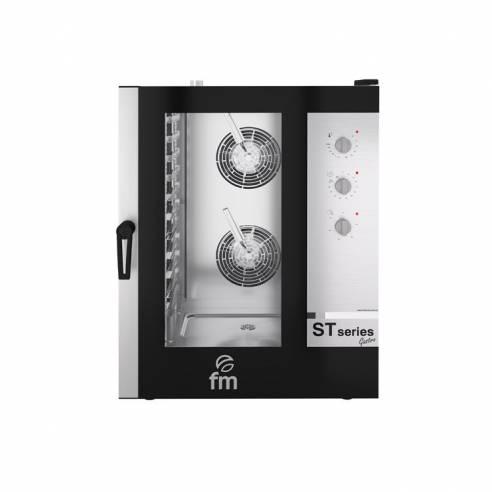 Horno Mixto Electrico Gastronomía FM ST GASTRO STG 111 M - 11 Bandejas GN 1/1-Z045710561