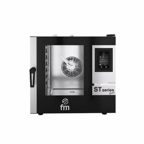 Horno Mixto Gas Gastronomía FM ST GASTRO STG 72 V7 GAS - 7 Bandejas GN2/1 (14 GN1/1)