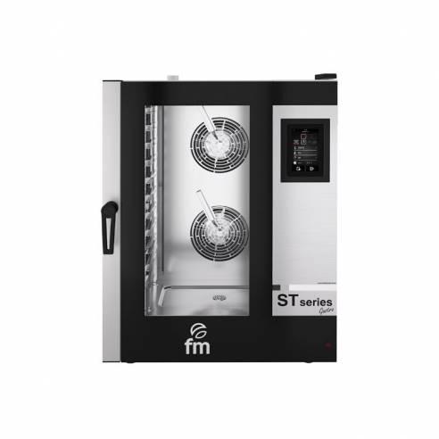 Horno Mixto Electrico Gastronomía FM ST GASTRO STG 112 V7 - 11 Bandejas GN2/1 o 22 GN1/1-Z045710570