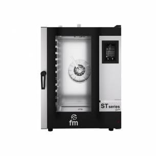 Horno Mixto Gas Gastronomía FM ST GASTRO STG 112 V7 GAS - 11 Bandejas GN2/1 o 22 GN1/1-Z045710571