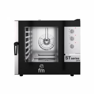 Horno Mixto Gas Panadería FM ST BAKERY STB 606 M GAS - 6 Bandejas 600x400 mm. o GN 1/1-Z045710493