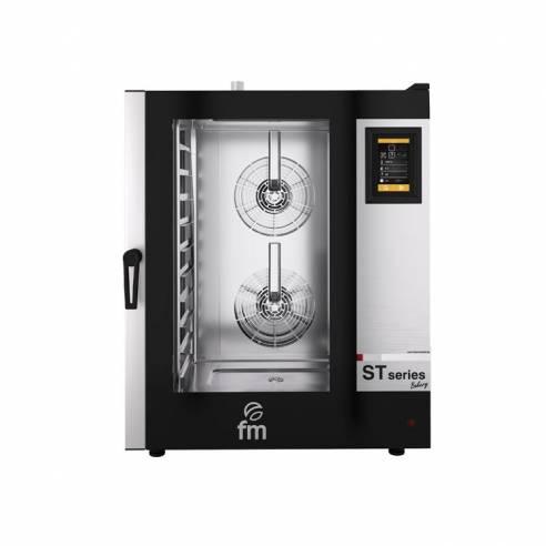 Horno Mixto Electrico Panadería FM ST BAKERY STB 610 V7 - 10 Bandejas 600x400 mm. o GN 1/1-Z045710496