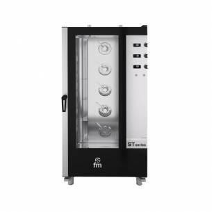 Horno Mixto Electrico Panadería FM ST BAKERY STB 616 ET - 16 Bandejas 600x400 mm.-Z045710499