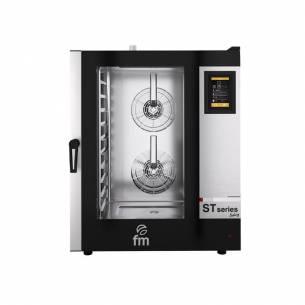 Horno Mixto Electrico Panadería FM ST BAKERY STB 10/86 V7 - 10 Bandejas 800x600 mm. o 20 600x400 mm.-Z045710504