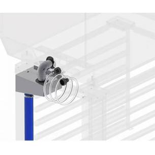 Kit 1º Instalación/desagüe para hornos mixtos FM