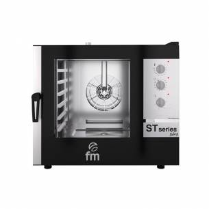 Horno Mixto Electrico Panadería FM ST BAKERY STB 606 M - 6 Bandejas 600x400 mm. o GN 1/1