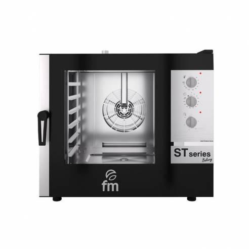 Horno Mixto Electrico Panadería FM ST BAKERY STB 606 M - 6 Bandejas 600x400 mm. o GN 1/1-Z045710491