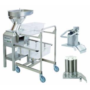 Corta-Hortalizas Industrial de suelo Robot-Coupe CL 60 WORKSTATION Trifásico -Z0362300
