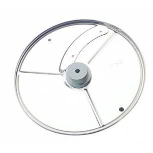 Disco Rebanador 6 mm. Ref. 27786 para Corta-Hortalizas y Combi Robot-Coupe