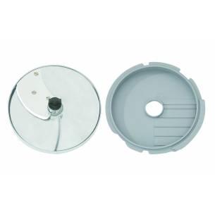 Discos de corte Patatas Fritas 8x8 mm. (Disco rejilla+disco rebanador) Ref. 28134 para Corta-Hortalizas y Combi Robot-Coupe