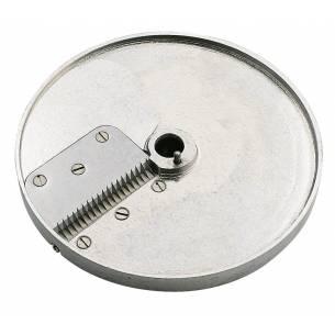 Disco de corte Brunoises 4x4x4 mm. Ref. 28176 para Corta-Hortalizas  Robot-Coupe