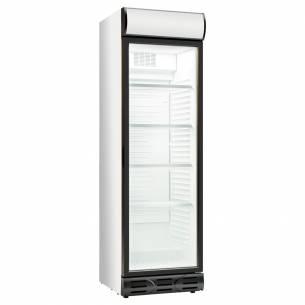 Armario expositor vertical Eurofred D372 SC M4C puerta cristal