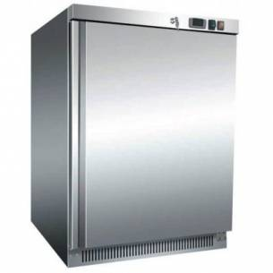 Congelador Industrial 200 litros acero inoxidable 600x615x870h mm AC200SS
