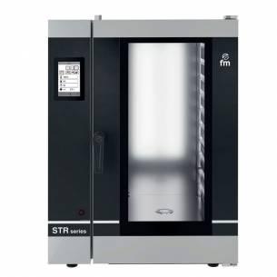 Horno Mixto Electrico Gastronomía / Panadería FM STR STR 610 V1 - 10 Bandejas 600x400 mm. o GN 1/1