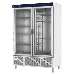 Armario refrigerado profesional Puerta Cristal EDENOX APS-1402 HC PC