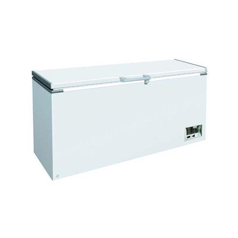 Arcón Congelador Industrial Gran Volumen tapa abatible CF 900 (2 tapas)