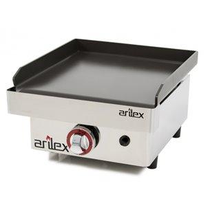 Plancha Industrial a gas con recubrimiento cerámico Arilex Nanotec 40