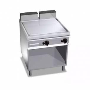 Plancha fry-top BERTOS a gas, cromo duro G9FL8M-CR-Z005G9FL8M-CR