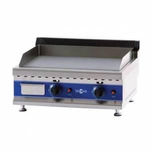 Plancha de gas con baño de cromo duro PLGAS-800CD