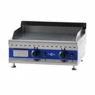 Plancha de gas Irimar PLGAS-800 de acero rectificado - 80x61 cm