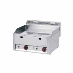 Plancha fry-top modular a gas de cromo duro FTHC 60 GL