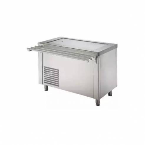Mueble con placa fría superior SPFR-16 para self-service-Z0093552104