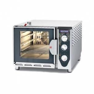 Horno mixto directo eléctrico INOXTREND serie Snack SDA-304E