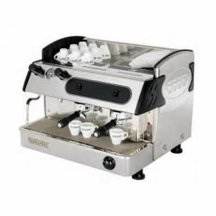 Máquina de café semiautomática Makexpres con 2 grupos