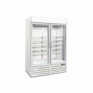 Armario de congelación ventilado 2 puertas ECV 1000