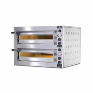 Horno para pizzas TIEPOLO TP 635/2-Z023TP635/2