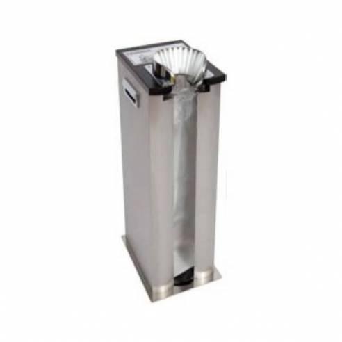 Enfundador de paraguas Dropcover Simple Acero-Z032403001