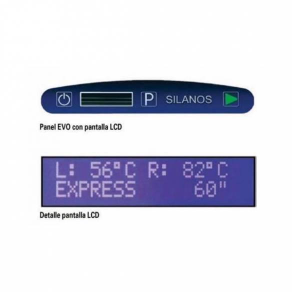 Lavautensilios y cacerolas Silanos LP-67-Z005LP-67
