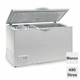 Congelador horizontal 430 litros tapa ciega abatible HC 570