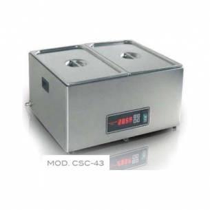 Cocción al vacío CSC-43