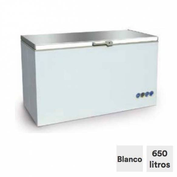 Arcón Congelador Industrial Gran Volumen tapa abatible CF 700-Z0150CIR0038