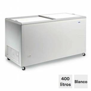 Congelador horizontal 400 litros tapa ciega corredera ICE 500 NTOS-Z0150ITI0095