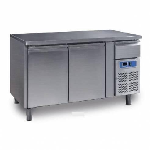 Bajomostrador panadería 2 puertas PA 2200 TN con peto-Z0150IRW0058