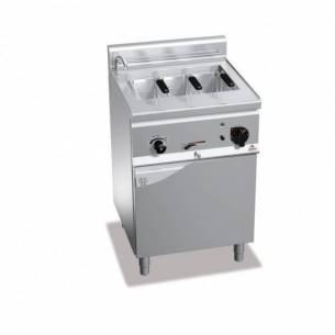 Cuece pastas 600 eléctrico con Mueble - 25 litros