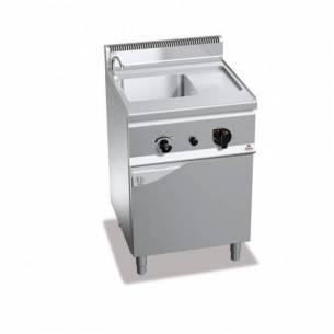 Cuece pastas 600 a gas con Mueble - 30 litros