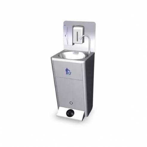 Lavamanos registrable portátil autónomo gran caudal-Z003 061428