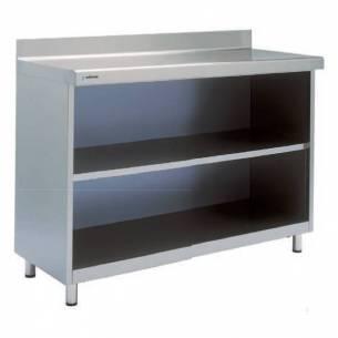 Mueble Frente Mostrador 1 Estante 1500 X 350 X 1050 mm.-Z001F3010003