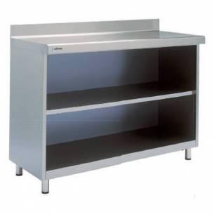 Mueble Frente Mostrador 1 Estante 1000 X 600 X 1050 mm.-Z001F3010005